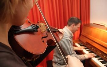 Geigenunterricht in Oldenburg mit Bratschistin Cordula Ramke